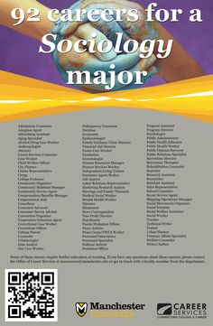 92 Careers for a Sociology Major