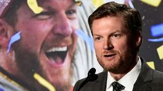 Left-hander Dale Earnhardt Jr. isn't letting anyone down with retirement #LefthandersIntl