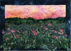 """""""Prairie"""" Landscape Quilt by Nancy Zieman"""
