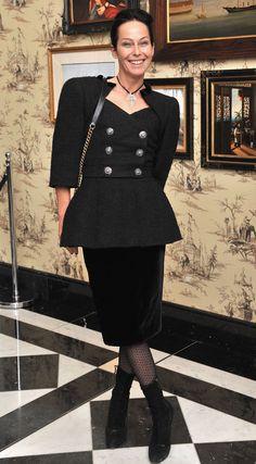 Amanda-Harlech, such a style inspiration.