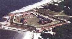Fort Clinch State Park is an excellent location for exploring Fernandina Beach and Amelia Island. Fernandina Beach Florida, South Beach Florida, Visit Florida, Jacksonville Florida, Florida Vacation, Florida Travel, Florida Keys, Florida Beaches, Vacation Trips