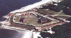 Fort Clinch State Park Fernandina Beach Florida