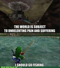 Legend of Zelda Logic    Yeah, i'll admit that part is a little flawed