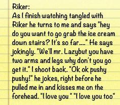 Riker imagine for Emily! Sorry if it sucks  #r5Family #romance