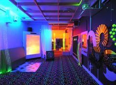 I don't care how much it costs...I'm creating a sensory room in my house one day.