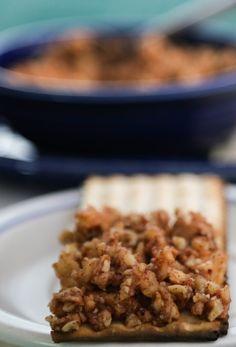 Sephardic Style Haroset Bites   Recipe   Passover Recipes, May I and ...