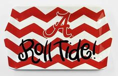 Alabama Crimson Tide Appetizer Snack Tray