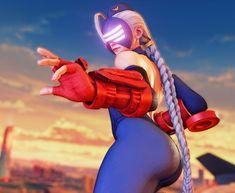Street Fighter V - Decapre