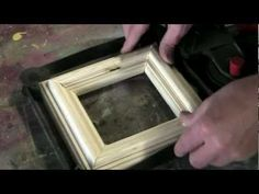 How to make a simple picture frame using two bits for your router. This is intended as a first project for beginning woodworkers who are learning to use a router. ---------------- Woodworking For Mere Mortals. Easy woodworking projects every Friday. Subscribe to WWMM and never miss a video! http://www.youtube.com/subscription_center?add_user=...