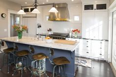 Echo Park Craftsman Kitchen Ron Tremblay Design