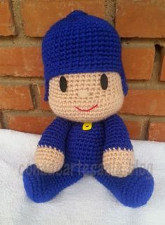 plus – BuzzTMZ – SkillOfKing. Cute Crochet, Crochet Dolls, Crochet Baby, Knit Crochet, Crochet Designs, Crochet Patterns, Tier Zoo, Amigurumi Doll, Crochet Animals