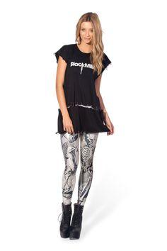Resurrection Leggings | Black Milk Clothing- These leggings are everything!!!