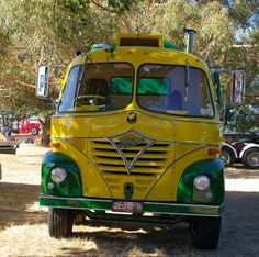 Historic Trucks: ATHS Truck Show Lancefield 2014