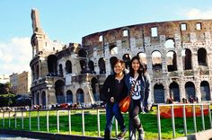 Colosseo, Rome Italy