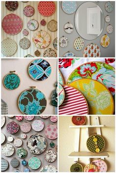 Embroidery hoop madness :o)