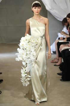 I try to live in the moment, but Herrera's Spring 2013 collection has me eyes forward :)