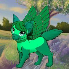 Emerald Cat