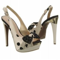 I'm determined to have polka dot shoes this year