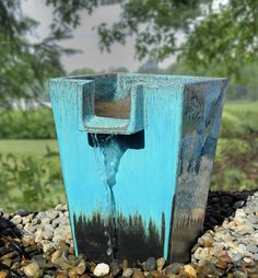 Fountain Vase Kits of all Sizes and Shapes