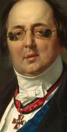 Kruger Franz - Portrait of Alexander G. Kusheleva-Bezborodko