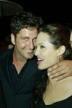 Gerard Butler & Angelina Jolie