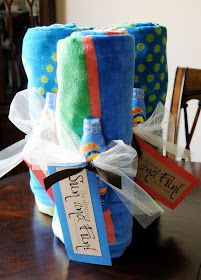 The Brandes Family: Teacher Gifts