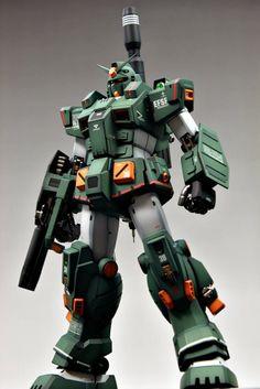 MG 1/100 FA-78-A Full Armor Gundam by Suny Buny