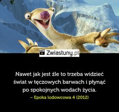 Nawet jak jest źle to… Filmy Quotes, Stupid Quotes, Life Motivation, Poetry, Thoughts, Humor, Reading, Words, Funny