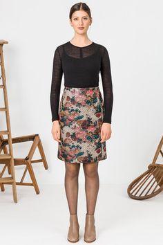 Vertical Garden Skirt
