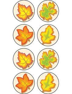 Fall Mini Stickers