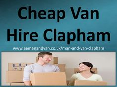 If you want to enjoy a smooth and effective removal that comes totally hassle free then you can hire our man and van #Clapham services, because in that case they can prove to be the best option for you.