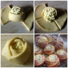 Creative Cakes, Confectionery, Cake Recipes, Muffin, Low Carb, Pudding, Sweets, Snacks, Baking