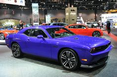 2013 Dodge Challenger SRT8 Core Model: Chicago 2013