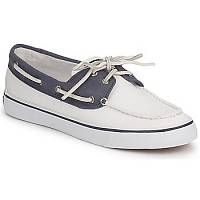 Yesterday's #Fashion choice...  #White and #marine Sperry Top-Sider's boat shoes !  PB's feet approved.    xoxo
