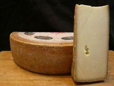 hoch ybrig raw milk swiss cheese. (crunchy, nutty, kind of tastes like licking an armpit)