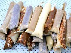 As 7 Receitas de Dindin Gourmet são fáceis, deliciosas e cremosas. Elas rendem várias unidades de dindin, para servir na sobremesa ou vender. Não perca!