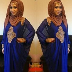 Party-wedding hijab