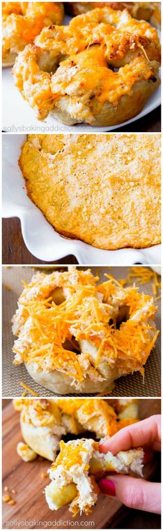 Homemade Crab Pretzels. A Maryland classic - easy pretzels made from scratch with cheesy crab dip!