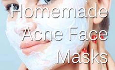 DIY your way into your clearest, most fresh face with this simple and easy Homemade Acne Face Masks!