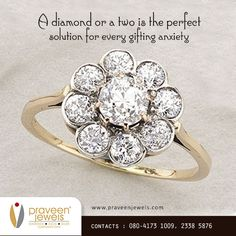 Give a gift that anyone would treasure for a lifetime. Buy a #diamond from us and make a gift that's simply priceless.  http://bit.ly/1tGo3nB