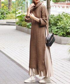 Sweater dresses with hijab style fashion hijab casual dresses 33 ideas fashion Modern Hijab Fashion, Street Hijab Fashion, Hijab Fashion Inspiration, Muslim Fashion, Modest Fashion, Skirt Fashion, Fashion Outfits, Islamic Fashion, Hijab Fashion Style