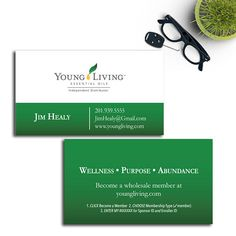 12 best young living business cards more images on pinterest young living printable business card for men essential oils business cards two sides colourmoves