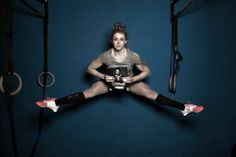 Martina Barbaro. Best CrossFit athlete in Italy, on Phit Magazine. Follow us! Photo by Federico Riva