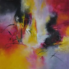 "The Light Within by Aleta Pippin, oil on linen, 30x30"", $3500. #aletapippin #santafe #abstractart #abstractpaintings #pippinabstractart #pippincontemporary"