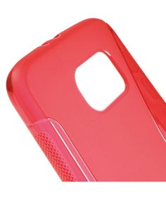 Samsung Galaxy S6 S-Curve TPU Back Cover Rood