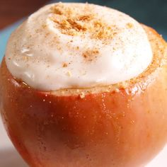 Cheesecake Stuffed Apples > Any Other Baked Apple EverDelish Baked Apple Dessert, Apple Dessert Recipes, Cookie Desserts, Sweets Recipes, Gluten Free Desserts, Candy Recipes, Fall Recipes, Delicious Desserts, Snack Recipes