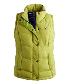 8fcf01c22930 Stay warm in style with a women s vest from Joules. Choose your new  versatile wardrobe staple from a range of padded
