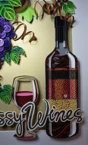 「vino quilling」の画像検索結果
