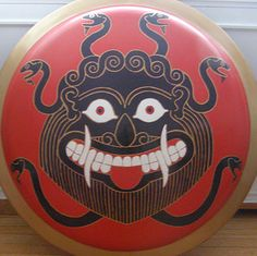 In ancient Greece, one of the most universally popular symbols was the gorgoneion, a symbolized head of a repulsive female figure with snakes for hair. Gorgoneion medallions and ornaments have bee… Perseus And Medusa, Medusa Art, Medusa Gorgon, Alice And Wonderland Quotes, Greek Pottery, Renaissance Artists, Classical Antiquity, Shield Design, Greek Culture