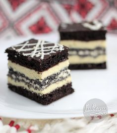 Russian Cakes, Traditional Cakes, Russian Recipes, Homemade Cakes, No Cook Meals, Nutella, Sweet Recipes, Food And Drink, Yummy Food